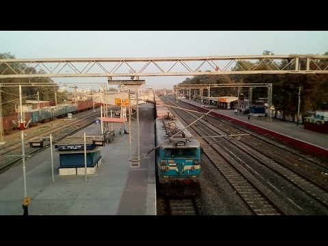 Xxx Mp4 WAG7 FREIGHT CONTAINER SKIPPING DAHOD RAILWAY STATION 3gp Sex