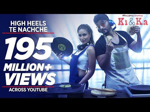 HIGH HEELS TE NACHCHE Video Song   KI & KA   Meet Bros ft. Jaz Dhami   Yo Yo Honey Singh   T-Series
