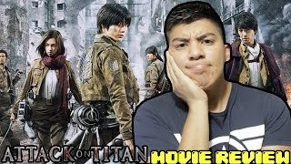 Attack On Titan Part 1 movie Review