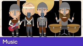 Loki the joker (song 1) - backing track | Primary Music - Viking Saga Songs