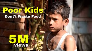 food waste short film-don t wastage food- heart touching video- think before you waste food donation