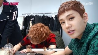 UNITED CUBE TV [BTOB's THE BEAT] (EP04)