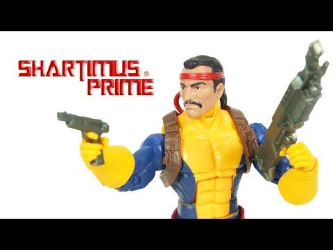 Xxx Mp4 Marvel Legends Forge 2019 X Men Caliban BAF Wave Hasbro Comic Action Figure Toy Review 3gp Sex