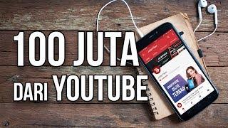 Cara Menghasilkan 100 JUTA RUPIAH per Bulan dari YouTube!