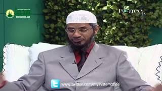 8 Rakaat Taraweeh is Sunnah - Dr Zakir Naik 2012 Ramadan