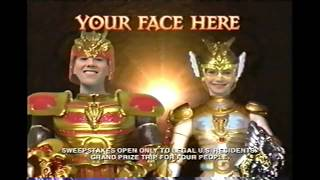 Fox Kids Mystic Knights Storming the Castle Sweepstakes Commercial 1998
