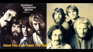 Creedence Clearwater Revival    Have You Ever Seen The Rain SACD