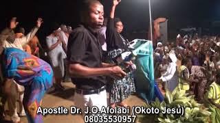 BABAMI MAGBA  BY APOSTLE DR  J O AFOLABI OKOTO JESU