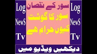 Swin Flu In Pakistan  - LoG News K Sath 2018