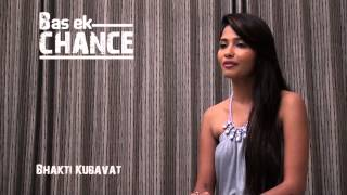 Bas Ek Chance's Lead actress sharing her Life story