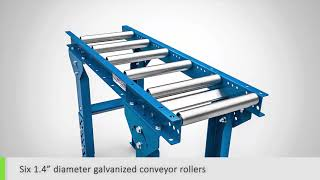 Roller Stand - Ultimation 3 Ft. Conveyor Style