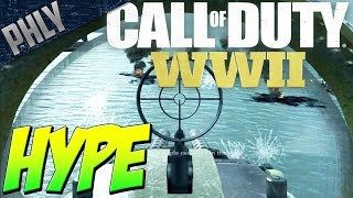 CALL OF DUTY WW2 Reveal Trailer & Best Cod WAW Mission (Call Of Duty WAW Gameplay)