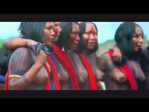 Tribos do Brasil e Australia