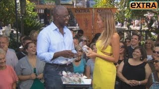 Andre Braugher Takes 'Extra's' Rapid-Fire Quiz