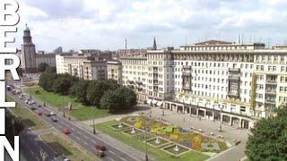 Die Stalinallee und seine Arbeiterpaläste - Planung und Bau des sozialistischen Prachtboulevards