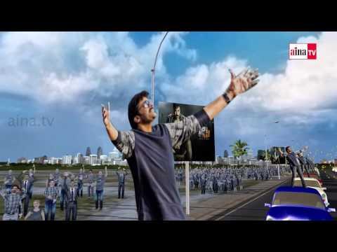 watch Mega Fans Car Rally on Khaidi  No 150 Movie @ Dallas, Texas, USA