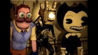 Best Bendy And The Ink Machine Animation compilation Movie