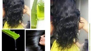 SABILA para que tu cabello crezca más rápido