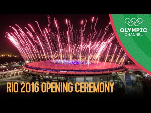 watch Rio 2016 Opening Ceremony Full HD Replay | Rio 2016 Olympic Games