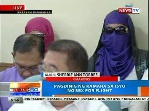 NTG: Pagdinig ng Ka mara sa isyu ng sex for flight
