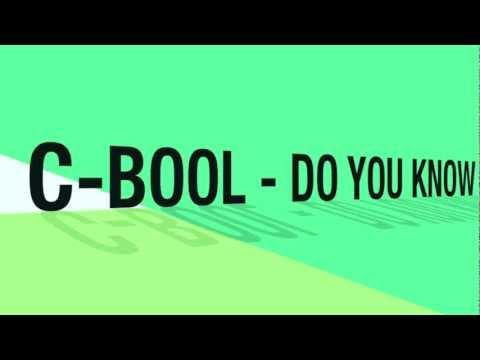 C BooL Do You Know Radio Edit