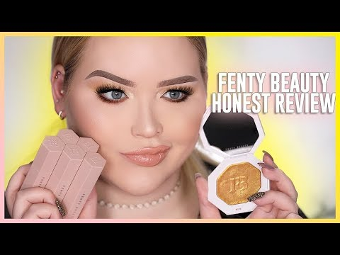 Xxx Mp4 RIHANNA FENTY BEAUTY Review First Impressions 3gp Sex