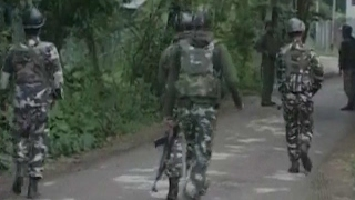 J&K: Two terrorists killed in an encounter in Nathi Pora area of Sopore