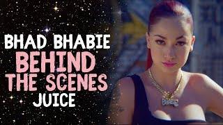 "BHAD BHABIE feat. YG ""Juice"" BTS Music Video   Danielle Bregoli"