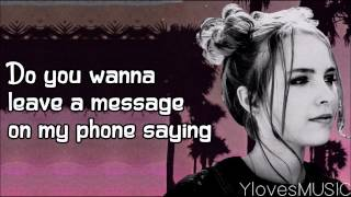Bridgit Mendler - Do You Miss Me At All (Lyrics)