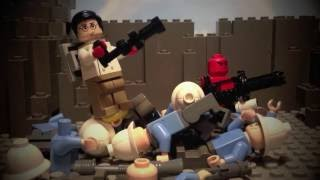 Lego Tf2: Meet the Medic