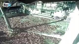 Terremoto 30/10/2016 sulle case di Poggio Farno, frazione di Acquasanta Terme AP