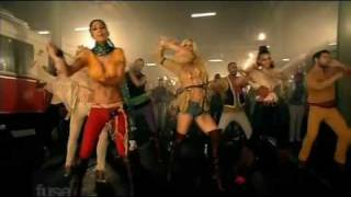 The Pussycat Dolls feat A.R. Rahman - Jai Ho ( TRUE HD )