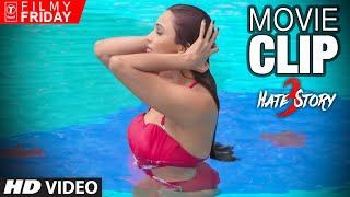 HATE STORY 3 Movie Clips 5 - Swimming Pool Romance