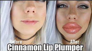 Beauty Hack or Wack? DIY Cinnamon/Cayenne Lip Plumper