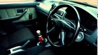 Gaya Racing Pada Toyota Soluna Tahun 2001