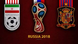 FIFA World Cup 20th Match Iran v Spain 20June18 Prediction 2018