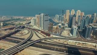 Dubai - City Of Gold V1 - 4K Drone Shot