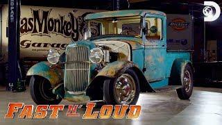 Gas Monkey's '33 Ford Pickup | Fast N' Loud