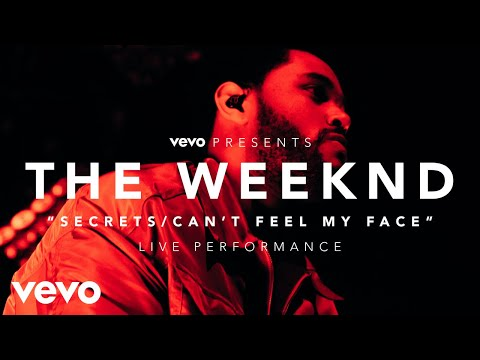 The Weeknd - Secrets/Can't Feel My Face (Vevo Presents) mp3