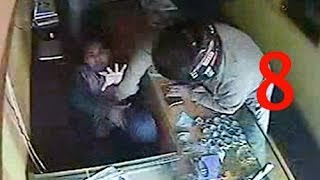 Live CCTV Footage of Jewler Murder in Meerut