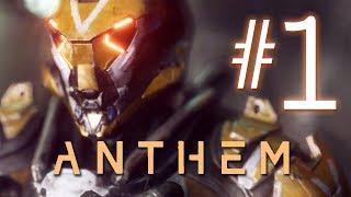 Anthem - Walkthrough Gameplay Part 1 [PS4]