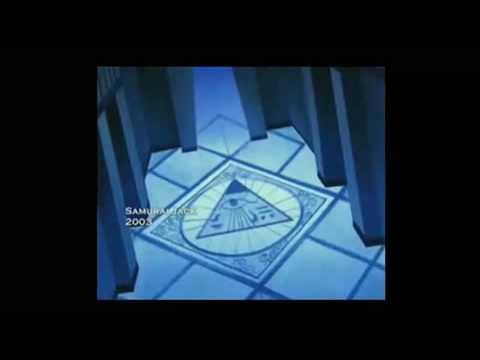 Símbolos illuminati en películas de Hollywood y caricaturas mainstream.mp4