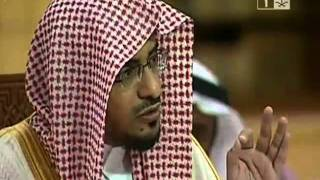 وصايا الشيخ صالح المغامسي لمن يريد ان ينجو من النفاق ؟