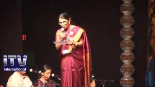 ATA honors Kuchipudi Maestro Vempati Chinna Satyam with Lifetime Achievement Award