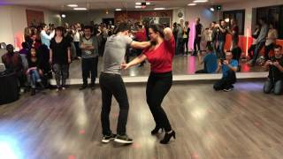DEMO BACHATA Prince Royce feat Shakira - Deja vu by Mike Caribea & Elodie