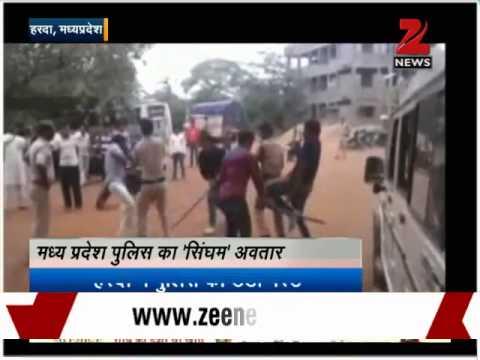 MP: Cops thrash goons in Harda