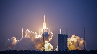 China's launch of Long March-5 Y2 rocket fails