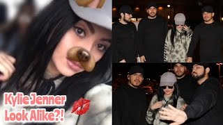 Kylie Jenner Look-A-Like Pranks San Jose!