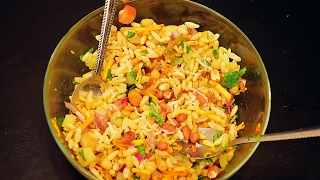 Chatpata Jhal Muri - By Easy Cooking