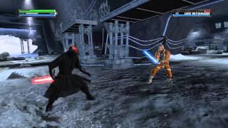 [SWTFU] Darth Maul vs Luke Skywalker
